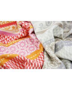 Babydekens voor de tweeling - roze en/of grijsblauw