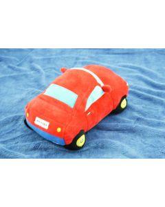 Store pluche marty musclecar auto van Hiccups op babydeken met naam