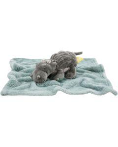 Broer/zuskado, Hippo Harry op doekje
