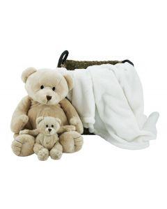 Kubusmand met Mama beer en babybeertje