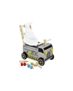 I'm Toy Loopwagen Werktruck
