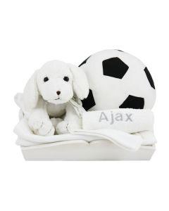 Voetbalclub babycadeau