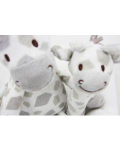 Kraamcadeau - Giraffe GaGa op tray