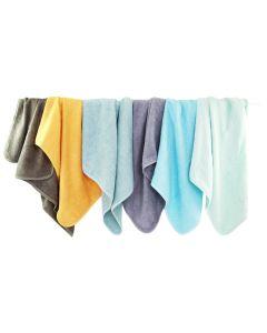 Badcape in diverse kleuren
