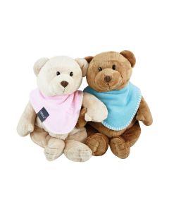 Bear Buster en/of Bear Boris met Bandana minislab, div. kleuren