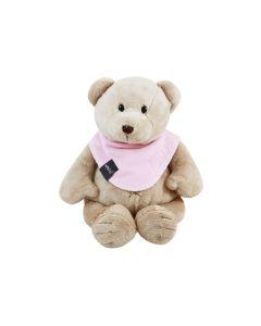 Bear Buster met Bandana minislab, roze, antraciet of aqua