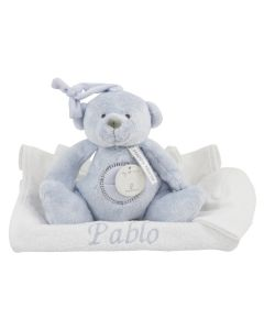 Blue Bear Bibi musical op tray