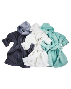 Drieling - badjasjes met naam