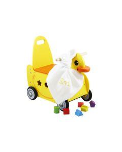 I'm Toy Loopwagen Eend