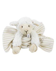 Lamb Locky foldable tuttle met naam