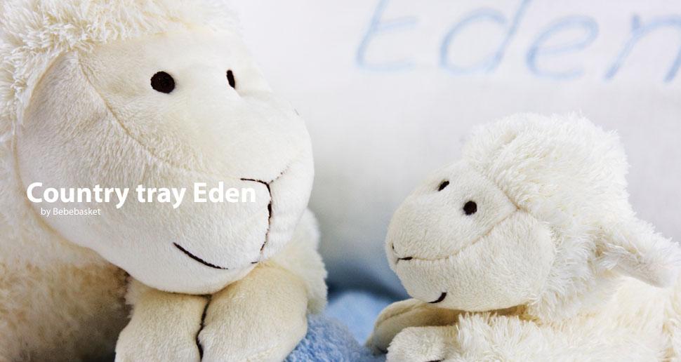 Country tray Eden